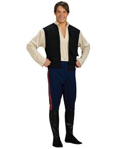 Fato de Han Solo deluxe para adulto
