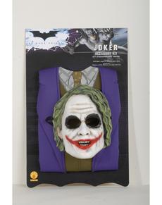 Kit fato do Joker para menino