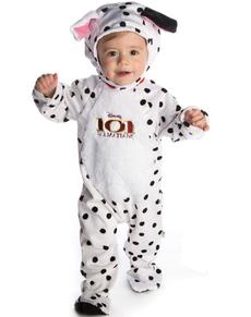Fato de dálmata, Os 101 dálmatas para bebé