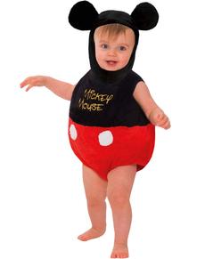 Fato de Mickey Mouse com volume para bebé